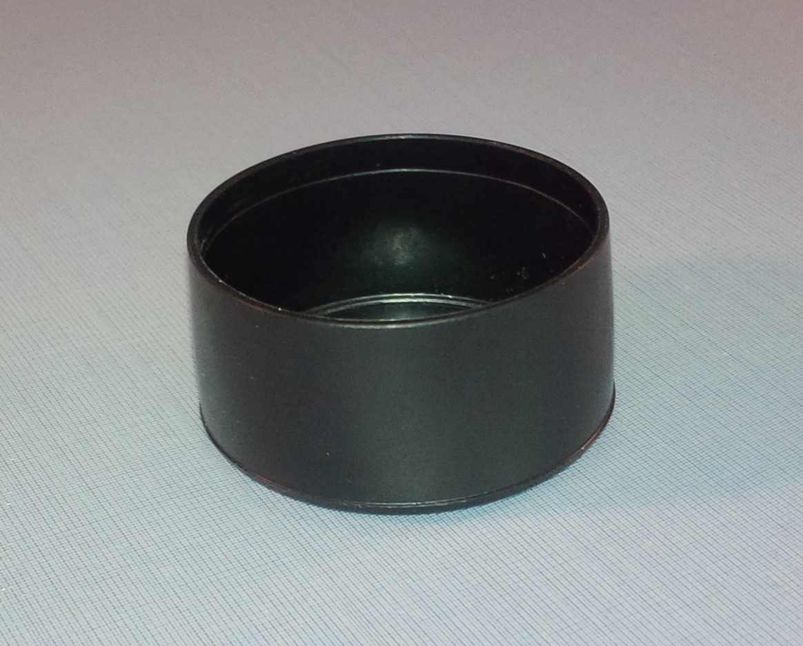 "1.25"" Replacement female bottom cap for the Quark"