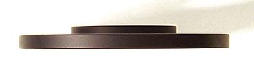 Q3GF1F Quantum Front flat plate - 1.375x24