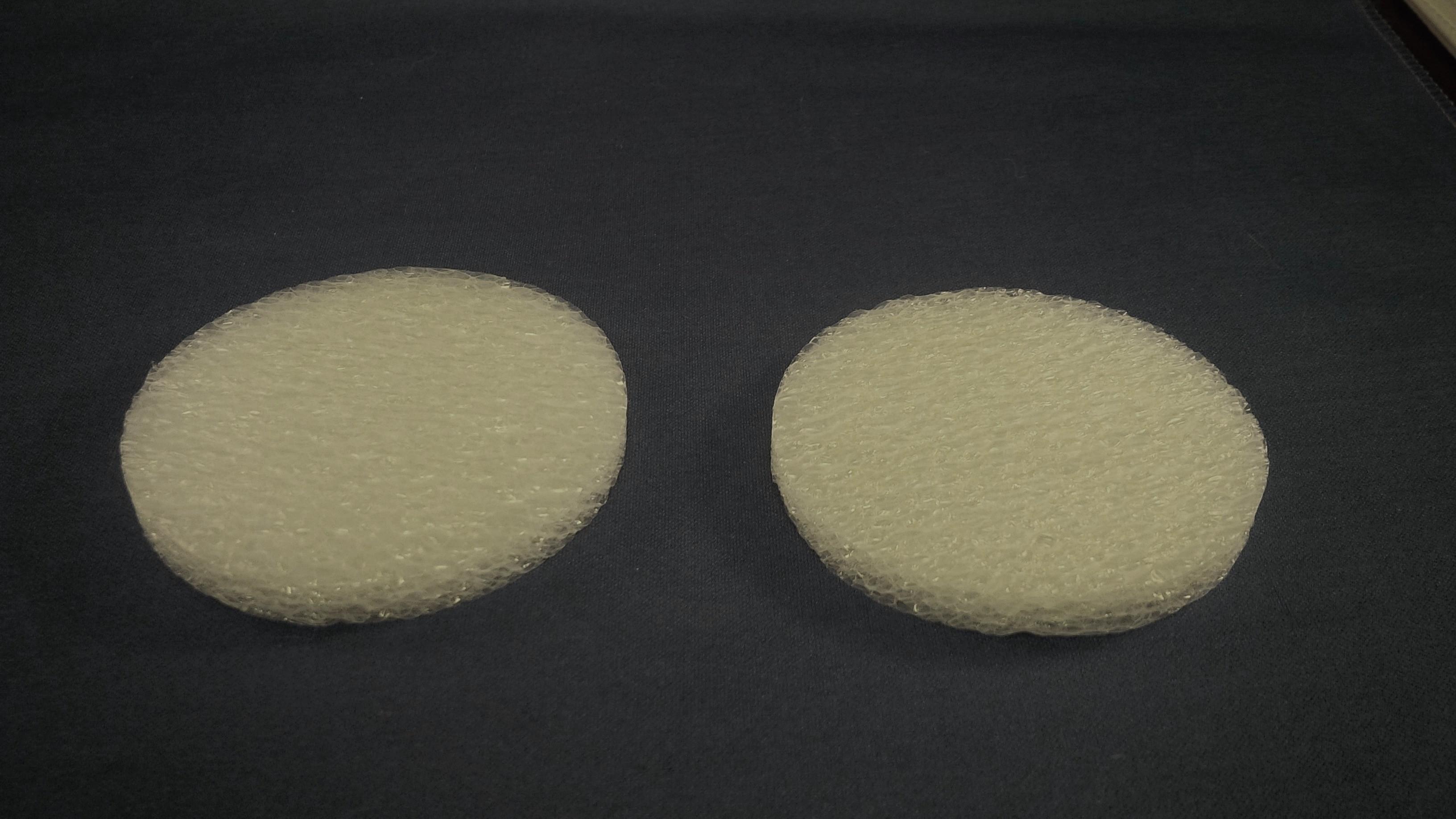Pair of 85mm inserts for Quark container (QCONTAINER)