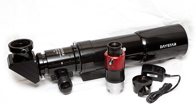Daystar 80mm and QUARK CHROMOSPHERE Bundle