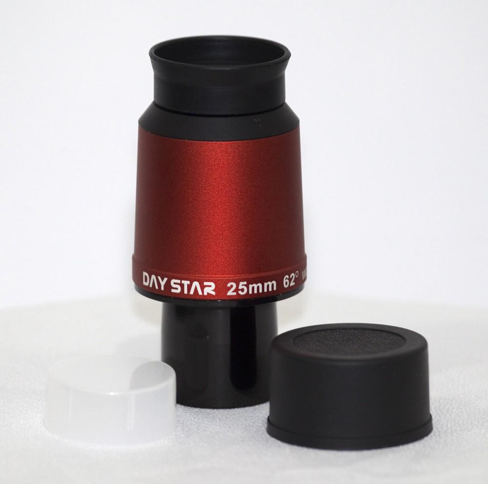 """DayStar 25mm 1.25"""" Eyepiece (62°)"""