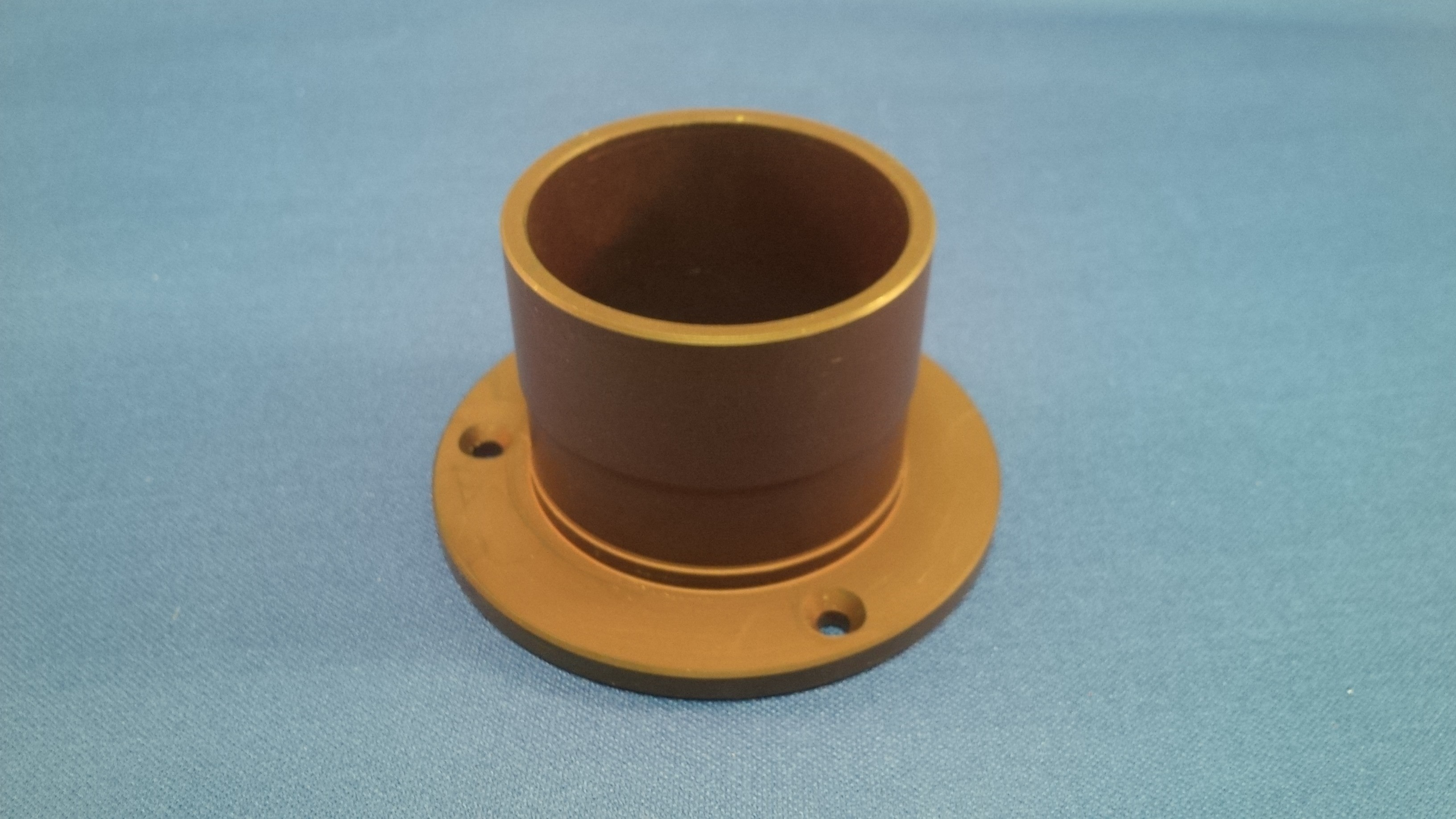 "2"" male adapter for Quantum, ATM or University filters."