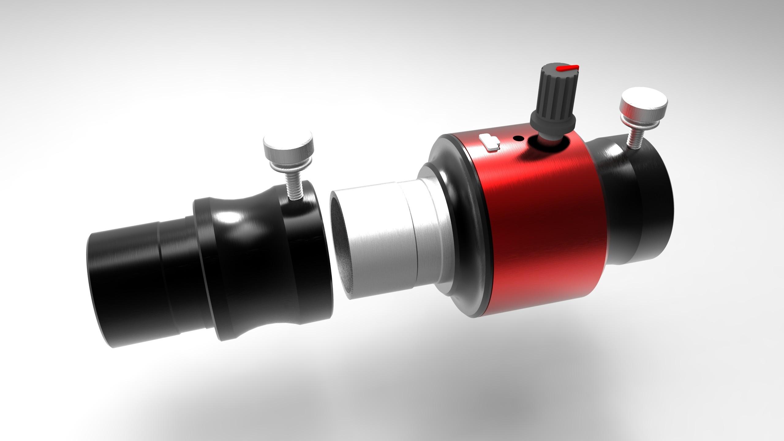 Daystar Instruments COMBO QUARK CHROMOSPHERE Filter