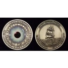 2005 Limited Edition Eclipse-at-Sea Coin