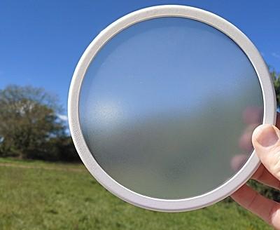 FC100 FlatCap  Imaging Diffuser
