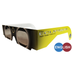 Bulk pricing GENERIC style not dated Eclipse Solar Glasses