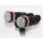Universal Lens Filter - 90mm aperture BINOCULAR SET of TWO (2 each)